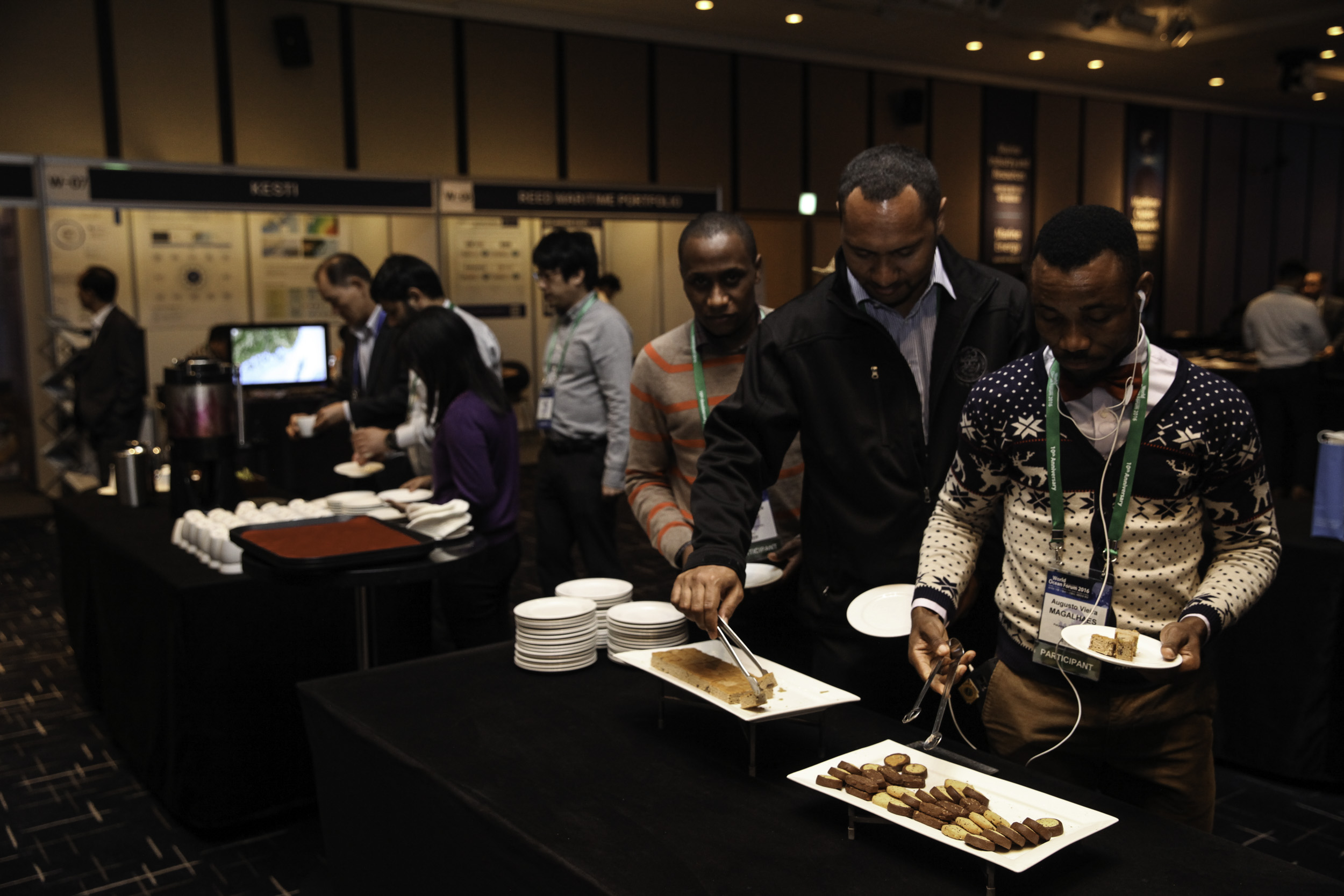 [WOF2016] Day 2_Networking Reception Thumbnail Image